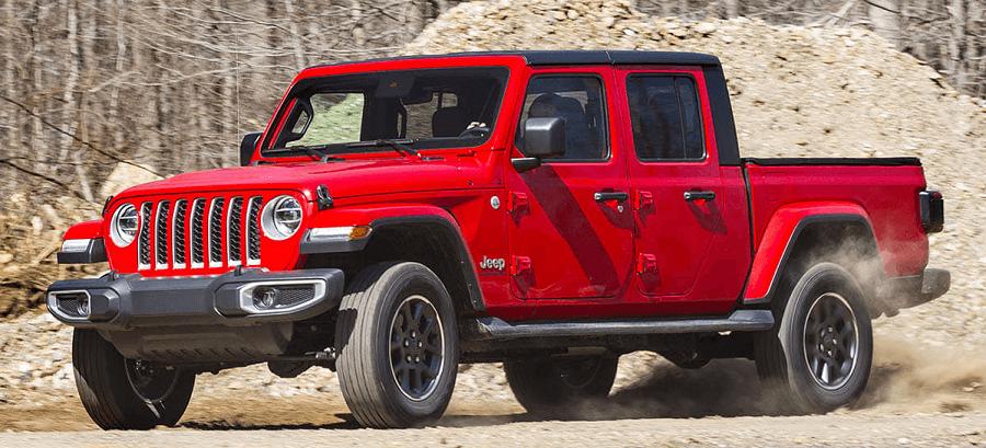 2020 Jeep Gladiator Calgary