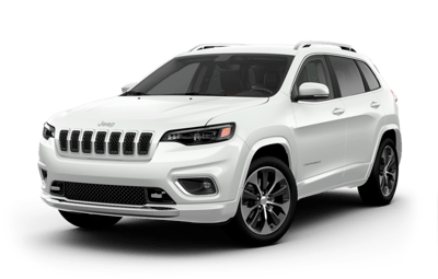 2020 Jeep Cherokee Overland